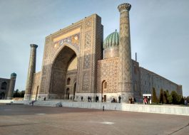 Сказочный Узбекистан : Ташкент, Самарканд, Бухара! (6 дней/5 ночей+ ж/д)