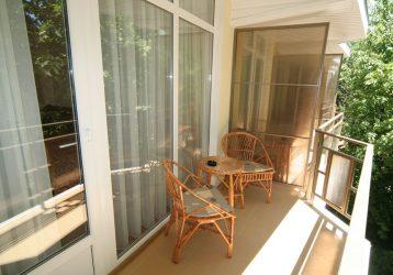 Санаторий Бургас балкон