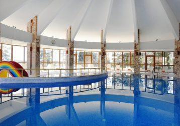 СПА-отель Русский Дом Дивный бассейн