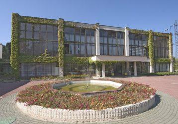 Санаторий Изумруд фасад1