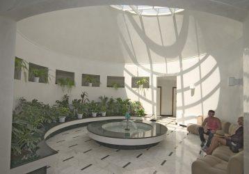 Санаторий Изумруд фонтан