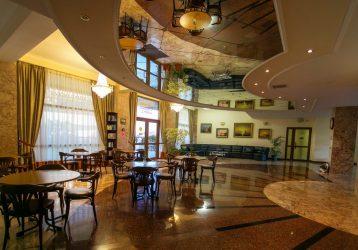 СПА-отель Русский Дом Дивный кафе