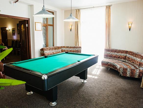 Загородный отель-клуб
