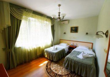 СПА-отель Русский Дом Дивный номер5