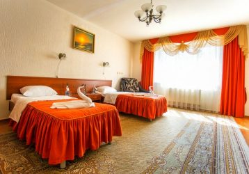 СПА-отель Русский Дом Дивный номер6
