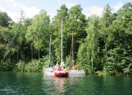Тур выходного дня: озеро Тургояк, остров Веры, прогулка на яхте