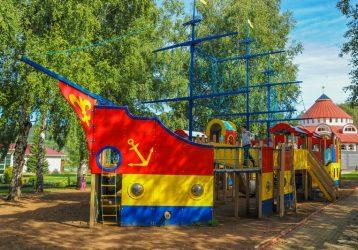 """Санаторий """"Красноусольск"""""""