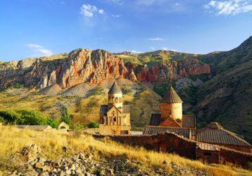 """""""В Армению к самой длинной канатке в мире"""" (6 дн./5 н.), Армения"""