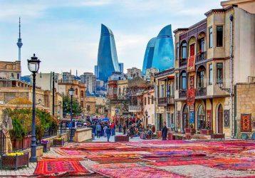 Салам, Азербайджан! 6 дней/5 ночей 2019