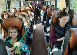 Автобус King Long тур в Нур-Султан