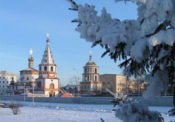 Новогодние праздники на Байкале1
