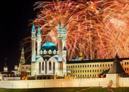 Новогодняя-Казань