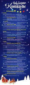 """Новый Год 2020 и новогодние каникулы в """"Жемчужине Урала"""""""