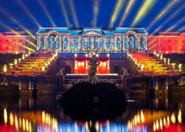 праздник закрытия фонтанов