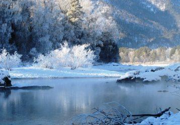 Сказка Зимней тайги3