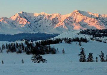 Снежные легенды Алтая