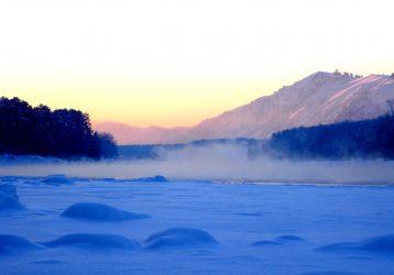 Снежные легенды Алтая (Рождество)2