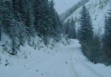 Снежные легенды Алтая3