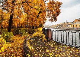 Осенние каникулы 2019 «Классический Петербург»