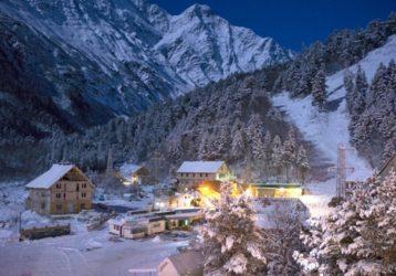 Мульти-тур «Зимние приключения на Эльбрусе»