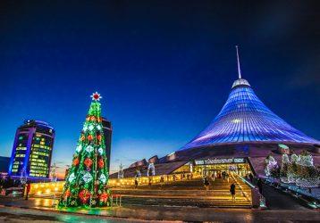 Астана-новый-год