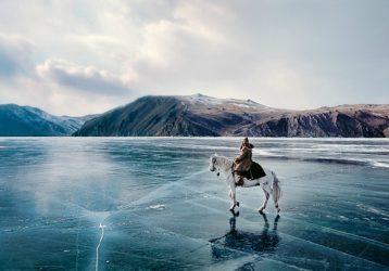 «Пять дней по льду Байкала»