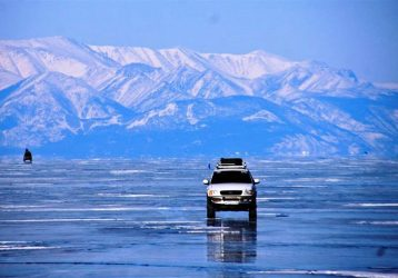 Тур через весь Байкал на джипах и внедорожниках