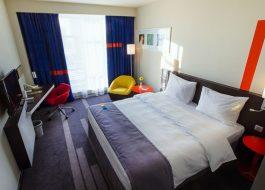 Отель Park-Inn-номер Астана