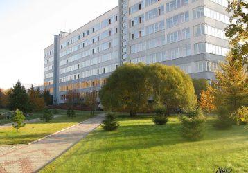 Санаторий Урал-фасад