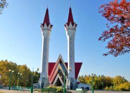 Уфа-столица Башкирии