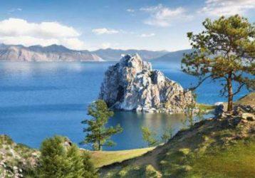 Весенние краски Байкала!