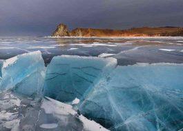 Зима-на-Байкале