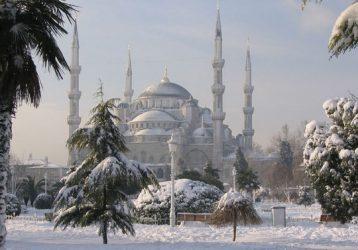 """Новогодние огни Стамбула"", (4 дн./3 н.), Стамбул"