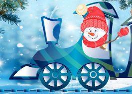 «Зимний Экспресс к Снегурочке и Деду Морозу» (тур из Санкт-Петербурга), 4 дня