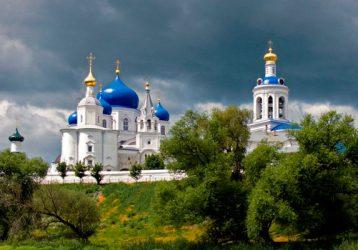 Красноуфимск + САРСЫ (Боголюбский женский монастырь)
