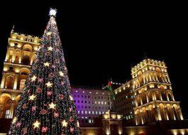 """""""Каждый год, 31 декабря ..."""" (5 дн./4 н.), гарантированный сборный тур, Новый год в Баку, 29.12.-02.01."""