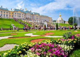 Майские праздники в Санкт – Петербурге!