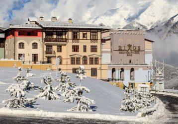 «Rixos Красная Поляна Сочи» отель