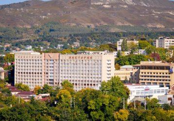 Санаторий Виктория КМВ