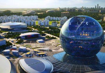 Сфера-Нур-Алем-Нур-Султан-Астана-Автобусный-тур-из-Екатеринбурга