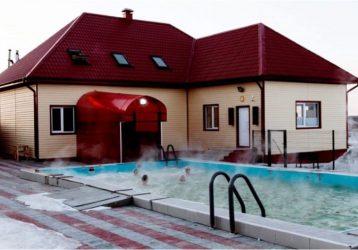 Горячий источник, Курган. обл. - Шадринский, купание в термальном минеральном бассейне под открытым небом (1 день)