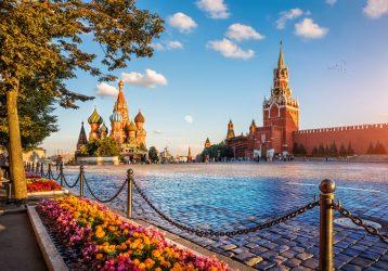 МОСКВА СТОЛИЦА — экскурсионный автобусный тур из Екатеринбурга