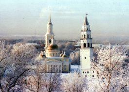 Невьянская-Наклонная-Башня