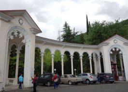 Дивное очарование Колхиды в Абхазии