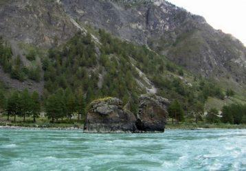 Каракольские озера - Нижняя Катунь