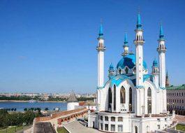 Жемчужины Поволжья  Весенняя Казань + Свияжск