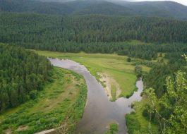 Выходные-на-реке-Белая