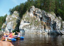 сплав по реке Ай из Екатеринбурга