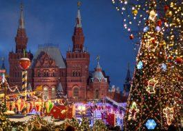Москва-новый-год