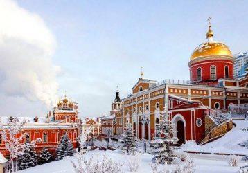 Тур Сызрань-Тольятти-Самара